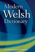 Modern Welsh Dictionary