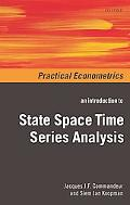 An Introduction to State Space Time Series Analysis