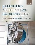Ellinger's Modern Banking Law