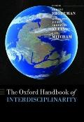 Oxford Handbook of Interdisciplinarity