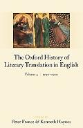Oxford History of Literary Translation in English, 1790-1900