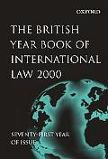British Year Book of International Law 2000