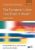 European Union How Does It Work?