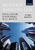 Modern Banking Law