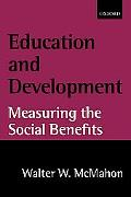 Education and Development Measuring the Social Benefits