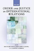 Order and Justice in International Relations