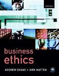 Business Ethics A European Perspective