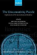 Unaccusativity Puzzle Explorations of the Syntax-Lexicon Interface