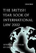 British Year Book of International Law 2002