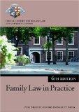 Family Law in Practice (Blackstone Bar Manual S.)
