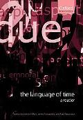 Language Of Time A Reader
