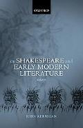 On Shakespeare and Early Modern Literature Essays