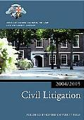Bar Manual Civil Litigation, 2004-2005