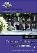 Bar Manual Criminal Litigation And Sentencing, 2004-2005