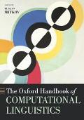 Oxford Handbook Of Computational Linguistics