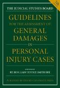 Guidelines For The Assessment Of General Damages In Personal Injury