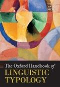 Oxford Handbook of Linguistic Typology