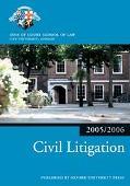 Civil Litigation 2005/2006