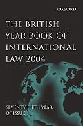 British Year Book of International Law 2004
