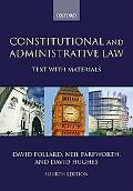 Constitutional and Administrative Law Text and Materials