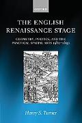 English Renaissance Stage Geometry, Poetics, And the Practical Spatial Arts 1580-1630