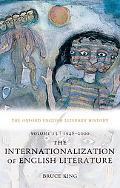 Oxford English Literary History 1948-2000 The Internationalization of English Literature