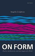 On Form Poetry, Aestheticism, and the Legacy of a Word