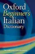 Oxford Beginner's Italian Dictionary