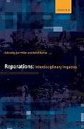 Reparations Interdisciplinary Inquiries