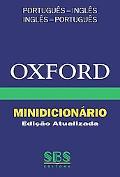 Oxford Portuguese Minidictionary Portuguese-English, English-Portuguese