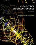 Elements of Electromagnetics (Oxford Series in Electrical and Computer Engineering)