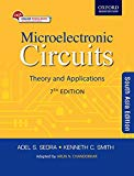 Microelectronic Circuits: Theory And Application, 7Th Edn