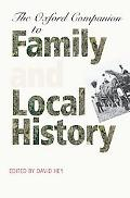 Family and Local History