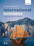 International Business: Challenges and Choices