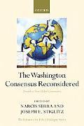 The Washington Consensus Reconsidered