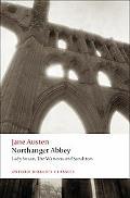 Northanger Abbey Susan Watson Sanditon