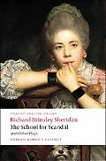 School for Scandal and Other Plays