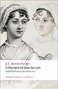 Memior of Jane Austen