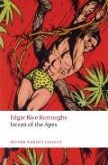 Tarzan of the Apes (Oxford World's Classics)