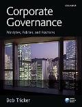 Corporate Governance: Principles, Policies and Practices
