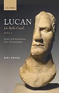 Lucan: De Bello Civili Book 1