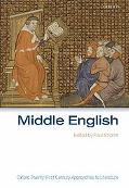 Oxford Twenty-First Century Approaches to Literature: Middle English