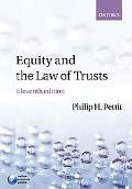 Equity and the Law of Trusts