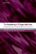 The Anatomy of Corporate Law: A Comparative and Functional Approach (A World Bank Publication)