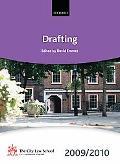 Drafting 2009-2010 (Bar Manuals)