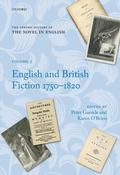 Oxford History of the Novel in English