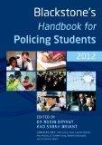 Blackstone's Handbook for Policing Students 2012