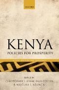Kenya: Policies for Prosperity