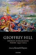Broken Hierarchies : Poems 1952-2012