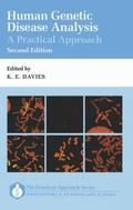 Human Genetic Disease Analysis: A Practical Approach - Kay E. Davies - Paperback - REV